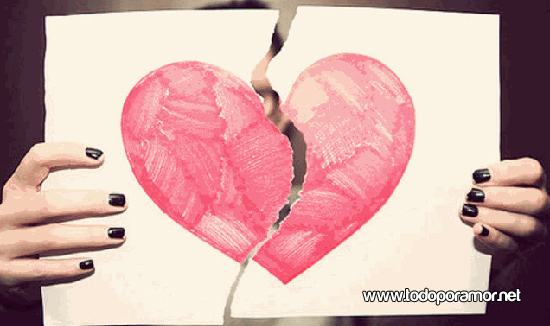 Carta de amor a un corazon roto
