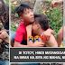 LOOK: Binata, Halos Maglupasay sa Iyak Nang Magpaalam ang Nililigawan
