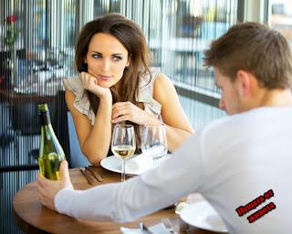 Как да се държите на първа среща с мъж?