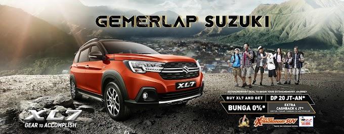 Suzuki SBAM Fatmawati Gencar Promo Awal Tahun