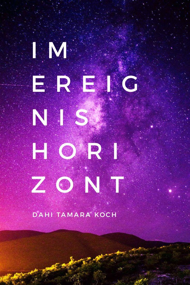 Strangeness And Charms Mein Buch Das Leben Im Ereignishorizont