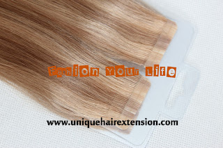 special adhesive tape extensions