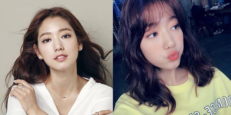 Park Shin Hye gây sốt với hình ảnh tóc mới xinh như búp bê
