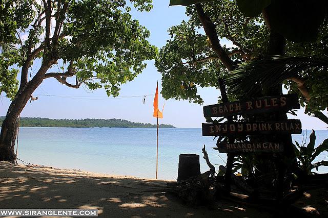 Nilandingan Cove