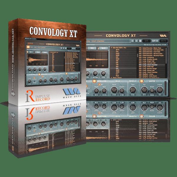 Wave Arts Convology XT Complete v1.18 Full version