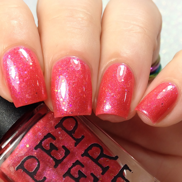 Pepper Pot Polish-BFF: Breast Friends Forever
