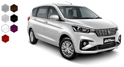All New Ertiga 2018