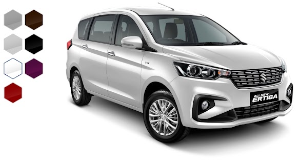ALL NEW SUZUKI ERTIGA 2018