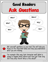 Ask Questions when reading