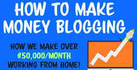 earn money from blogging,  Best ways to earn money from your blog in Hindi.
