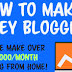 Top 7 best ways to earn money from blogging 2019