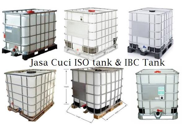 IBC Tank Jakarta Bekas