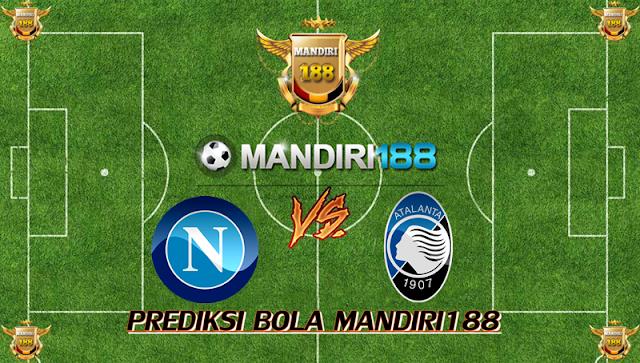 AGEN BOLA - Prediksi Napoli vs Atalanta 3 Januari 2018