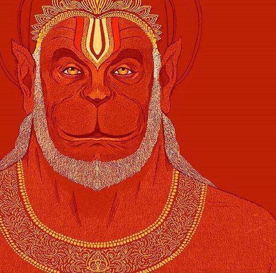 Hanuman ji ko sindoor kyo chadhate hai