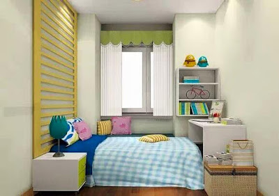 Color Up Your Bedroom