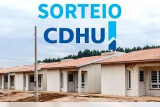 CDHU confirma sorteio das casas populares no dia 11 de março em Registro-SP