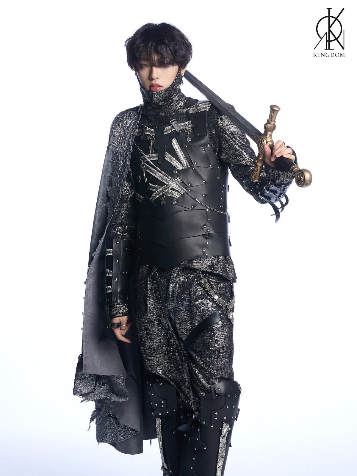 kingdom excalibur teaser chiwoo
