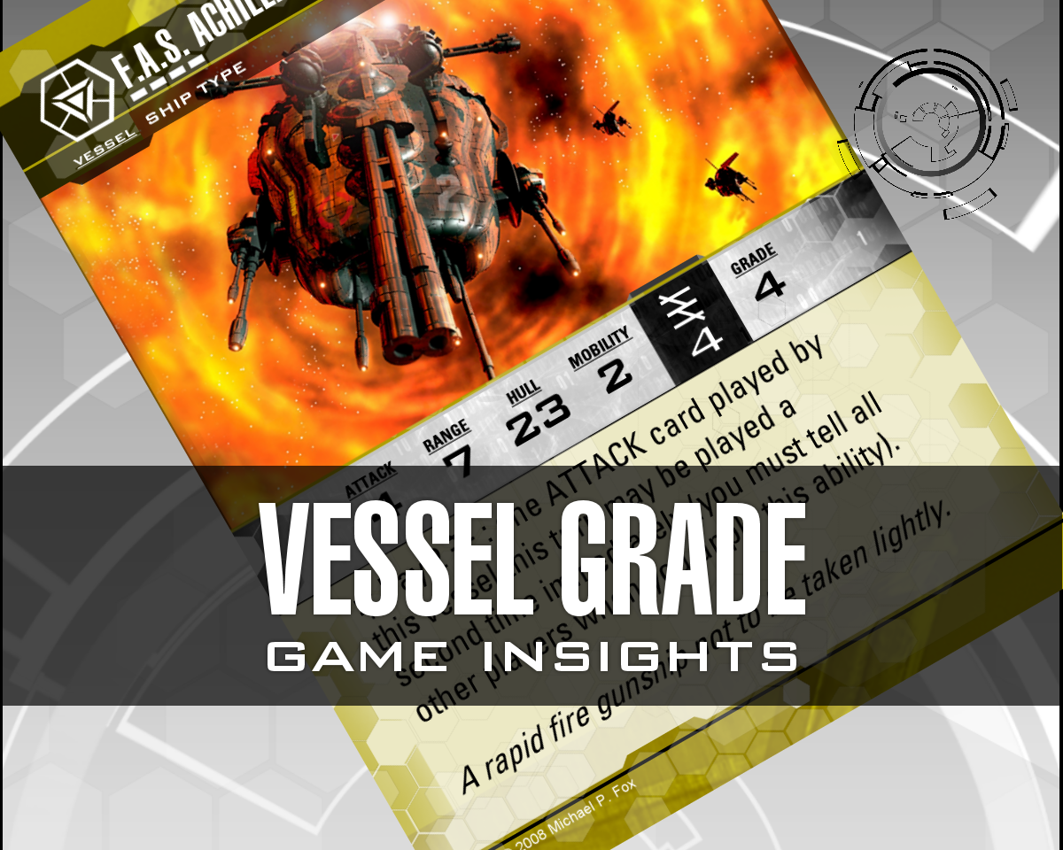 Dog Fight: Starship Edition game insights vessel grade