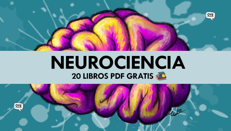 20 Libros PDF Gratis Sobre Neurociencia