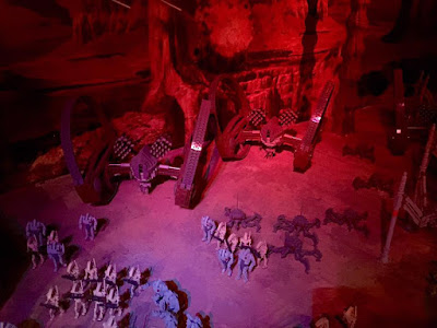 Battle of Geonosis: Hailfire Droids