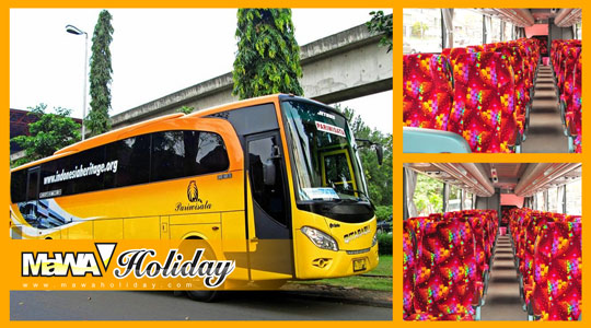 PO. Bus Pariwisata Di Bandung Dengan Fasilitas Terbaik QITARABU