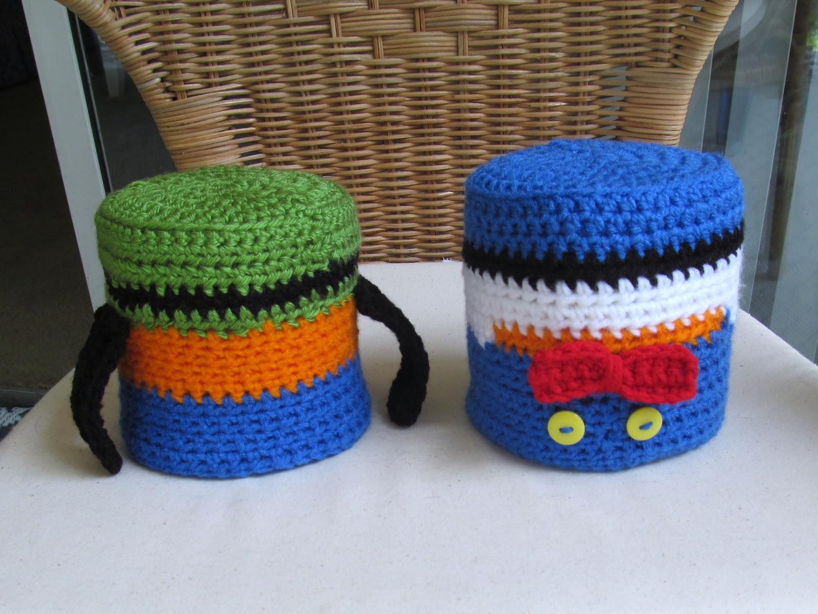 Tampa Bay Crochet: Latest Custom Crochet Projects