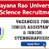 KNRUHS RECRUITMENT 2019 Junior Assistant and Stenographer posts in Telangana