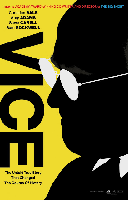 Video cover for Vice the movie.