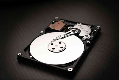 Format harddisk