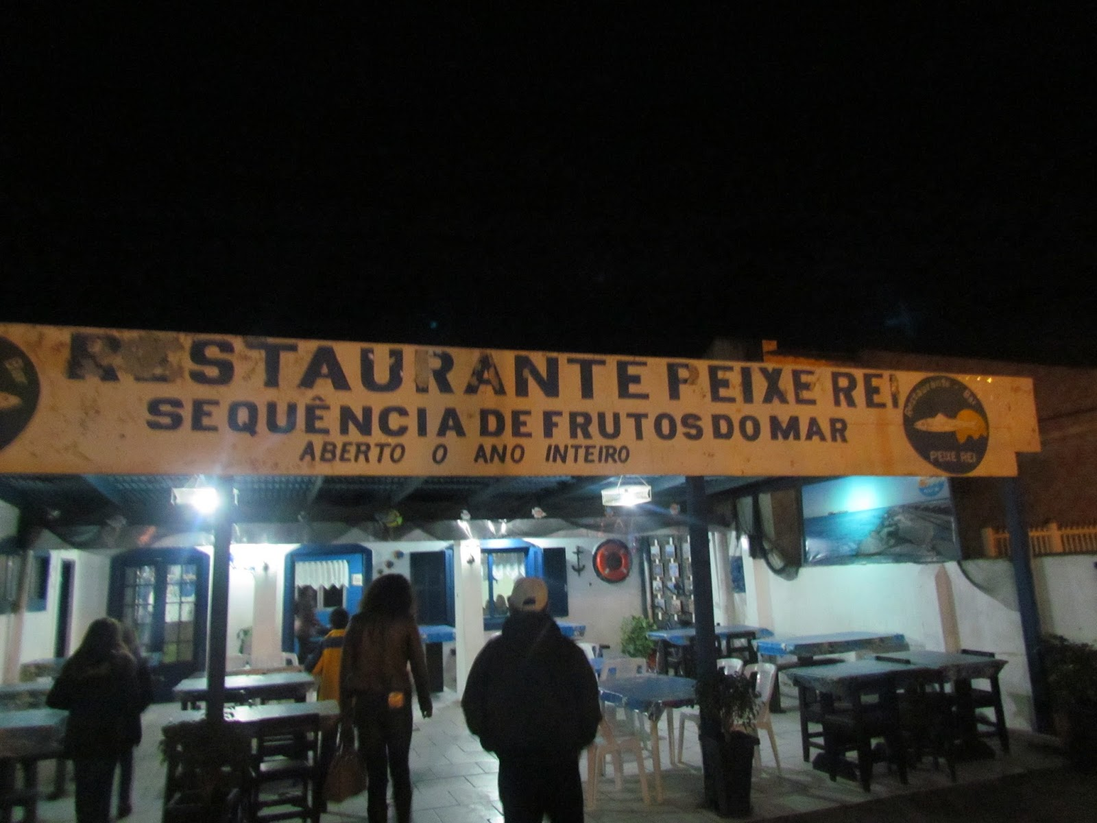 Restaurante Peixe Rei/ Cassino/RS