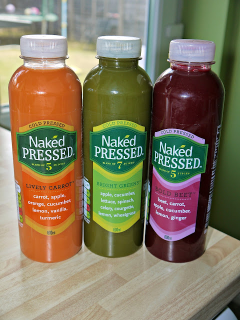 juiced, juicing, Naked