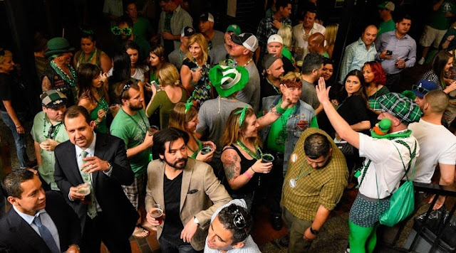 St. Patrick's Day nos melhores Irish Pubs de Los Angeles