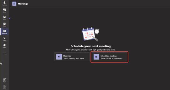 Cara Membuat Jadwal Rapat di Microsoft Teams-1