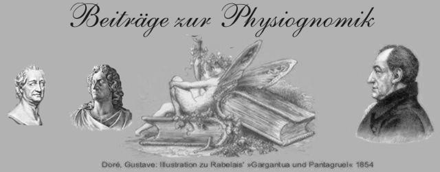 Schriften zur Physiognomik