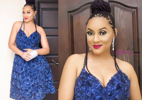 Former actress, Lilian Bach shares stunning photos to celebrate her birthday