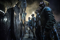Power Rangers (2017) Becky G, Dacre Montgomery, Naomi Scott, Ludi Lin and RJ Cyler Image 1 (1)