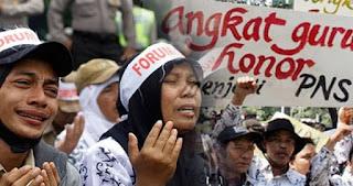 Mantan Menteri Jokowi : Kesejahteraan Guru Jauh Lebih Penting dari Pembangunan Infrastruktur
