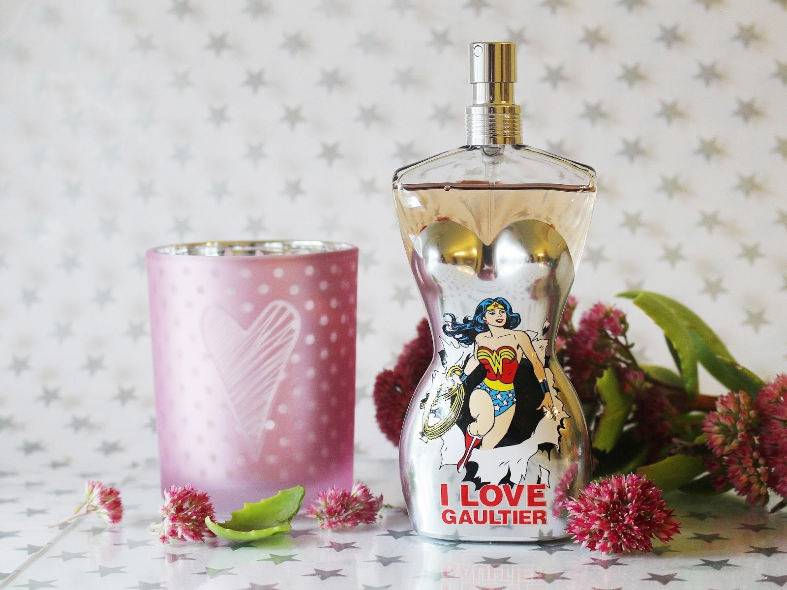 Túl a pasztellen Glamour-napok haul Jean Paul Gaultier Classique Wonder Woman Eau Fraiche