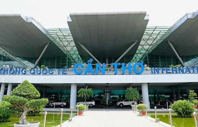 Cảng hàng không quốc tế Cần Thơ được xem là cửa ngõ hàng không quan trọng