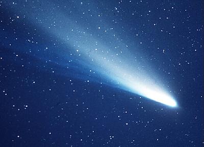 #TwistedTropes 30. Halley s boring comet