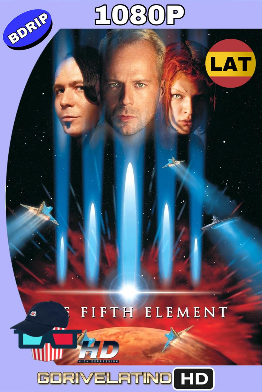 El quinto elemento (1997) (REMASTERED) BDRip 1080p (latino-Inglés) MKV