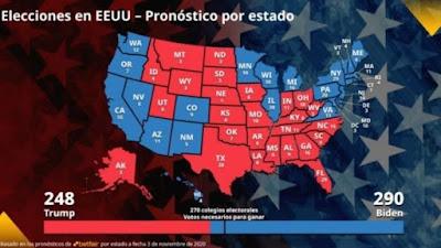 ¿Guerra civil en Estados Unidos?