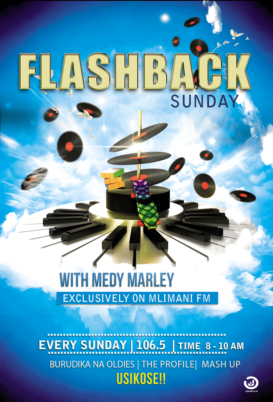 FlashBack Sunday | Mlimani Radio