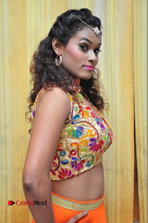 Actress Nisha  Pictures at Aatadukundam Raa Movie Audio Launch Set 1  0002