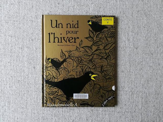 || Un nid pour l'hiver (Présentation & Avis)(Chut, les enfants lisent #116)
