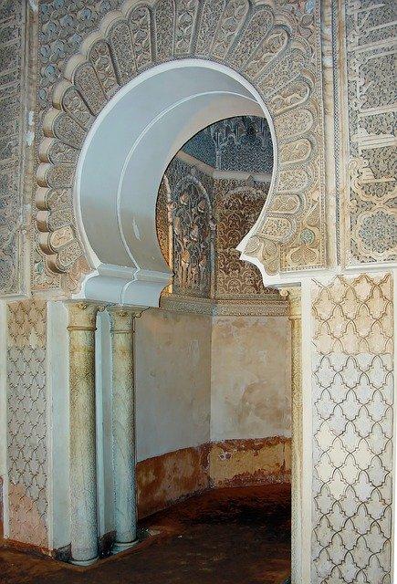 القبة المرابطية مراكش