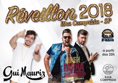 Reveillon e Ilha Verão 2018 contarão com shows gratuitos na Arena de Eventos da Praia do Boqueirão Norte