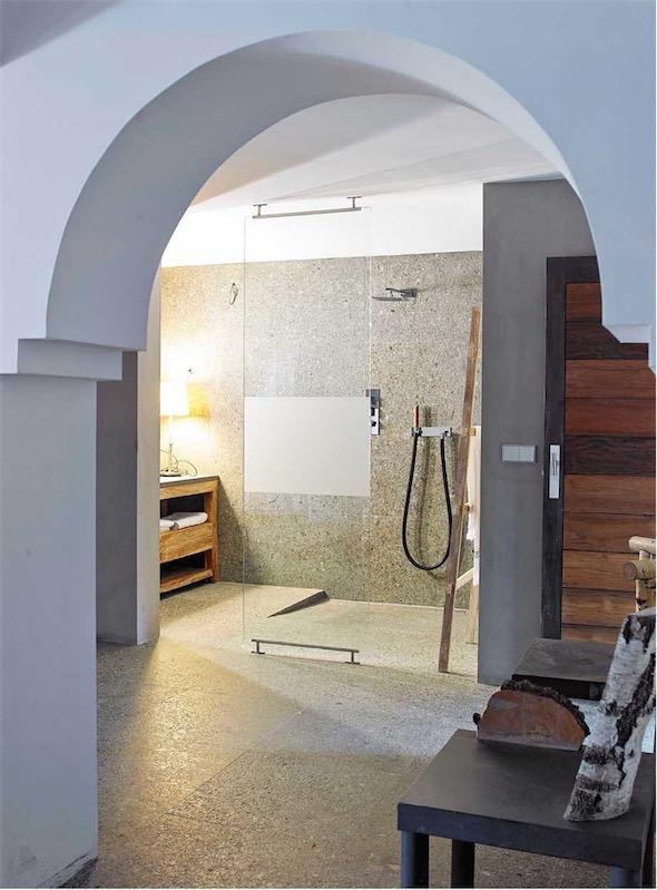 casa en Ibiza decorada con aire bohemio chicanddeco