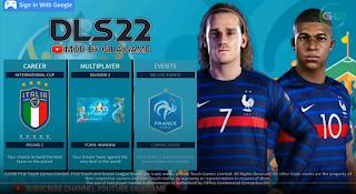 Dream League Soccer 2022 France Mod