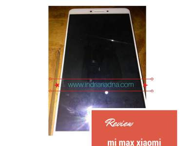 Review : Smartphone Mi Max Xiaomi